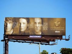 Daily Billboard: TV WEEK: Outlander midseason one billboards ...