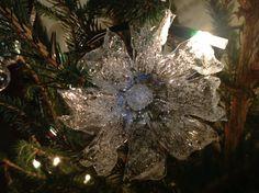 Decorazioni natalizie. Riciclo plastica
