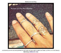 dreamcatcher lattice ring – Mr. Kate