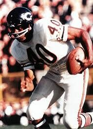 Image result for gale sayers number 40 chicago bears TOP 1 league of legends player