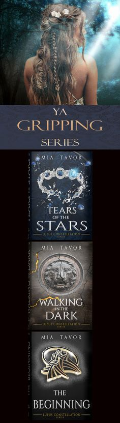 YA books I'm excited about!