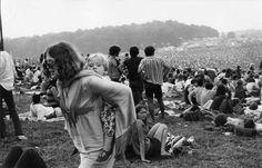 woodstock max yasgur | Centinaia di migliaia arrivo al festival di Woodstock