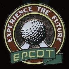 Pin: EPCOT pin from the 2010 season passholder exclusive set, A World of Wonderment. (Style looks like vintage World's Fair ads of the early 20th century.)