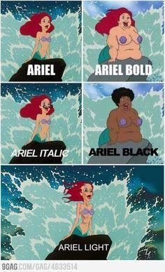 Ariel Light