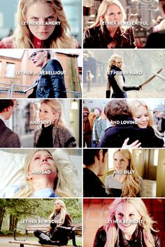 let her be everything, because she is everything. #ouat
