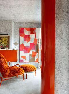 Modern art & interior