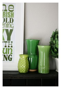 eighteen25: St. Patrick's Day Decor