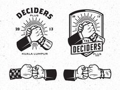 #logo Deciders Plus 02