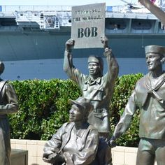 A National Salute to Bob Hope & the Military - Monuments & Statues - Visit a lovely memorial named A National Salute to Bob Hope & the Military to commemorate heroes that served during the war