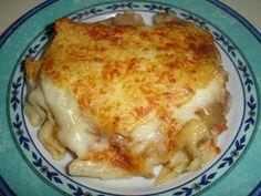 Οι Συνταγές της Λόπης: Νηστίσιμο Παστίτσιο