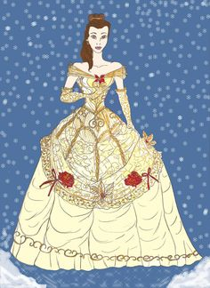 Belle of the Christmas Ball