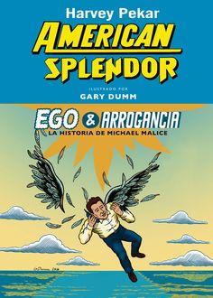 Ego & Hubris: The Michael Malice Story Entertainment Weekly, Harvey Pekar, American Splendor, We Movie, Human Nature, Free Books, The Twenties, This Book, New Books