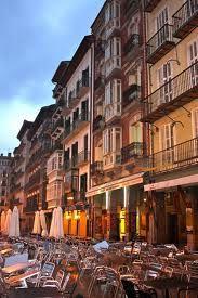 Plaza del Castillo. Pamplona