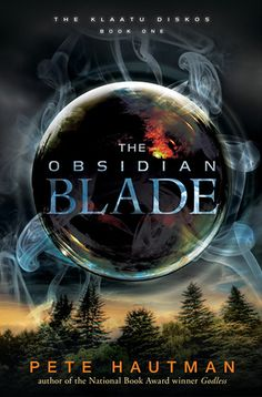 Kicking off a riveting sci-fi trilogy, National Book Award winner Pete Hautman plunges us into a world where time is a tool - but the question is, who will control it?   http://www.goodreads.com/book/show/12475931-the-obsidian-blade