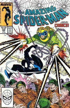 Amazing Spider-Man Comics, The Superior Spider-Man Comics, Marvel Comics Amazing Spider-Man, Amazing Spider-Man Comic Books Valuable Comic Books, Rare Comic Books, Comic Book Artists, Comic Book Covers, Comic Books Art, Comic Art, Amazing Spider Man Comic, Amazing Spiderman, Spiderman 3