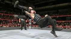 Roman Reigns vs. Kevin Owens: Fotos