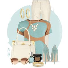 """Untitled #199"" by luchenskil on Polyvore"