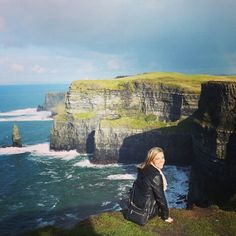 Cliffs of Moher, Ireland <3 ((November 2014))