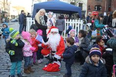 Father Christmas puts in an appearance in 2013!