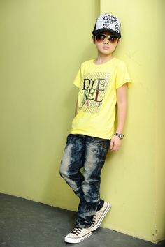 Aliexpress.com : Buy Free Shipping Boys Summer T shirts Letter Printed Summer Wear K0023 from Reliable Boy's Top suppliers on SICIBAY - Women's Clothing : Selling for Donating