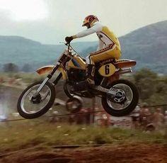 Brad Lackey Suzuki