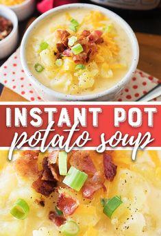 Instant Pot Potato S