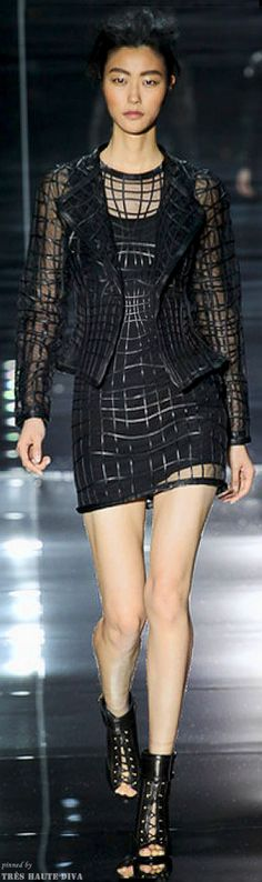 #London FW Tom Ford Spring/Summer 2014 RTW  style.com