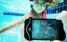 iPhone Scuba Suit - Want this!