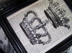 Crown Queen King Royalty Steampunk Crown The by Winterberrycottage, $9.25