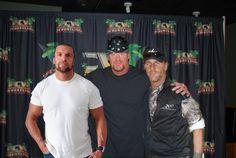 Triple H, Shawn Michaels, & The Undertaker