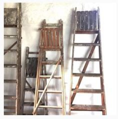 White Cow, Ladder Decor, Home Decor, Interior Design, Home Interior Design, Home Decoration, Decoration Home, Interior Decorating