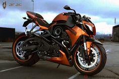 Arac ZXS Motorcycle http://www.coroflot.com/Mark-Design/ARAC-ZXS