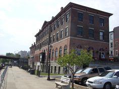 Market House in Oswego County, New York.