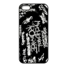 My Chemical Romance iPhone 5/5s Full protection case
