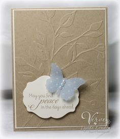 May you have peace.... by lbenden - Cards and Paper Crafts at Splitcoaststampers