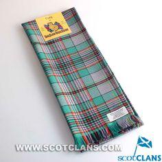 Clan Craig Tartan Sc