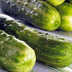 Quick Crock Pickles Recipe by Marcia M - Key Ingredient