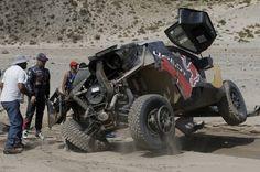 Loeb Dakar 2016