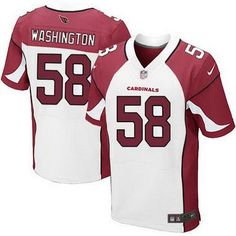3a3cd3e31dd Nike Cardinals Chandler Jones White Men s Stitched NFL Elite Jersey And  Sean Lee 50 jersey. Carol Flower