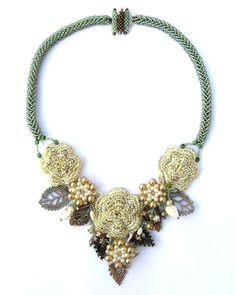 Bead sparkling beauty by Miriam Shimon