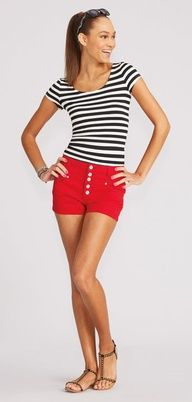 i love the shorts!