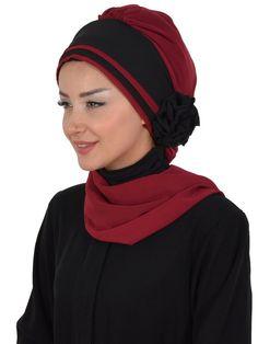 Ready To Wear Hijab  Code: HT-0018 Hijab Muslim by HAZIRTURBAN