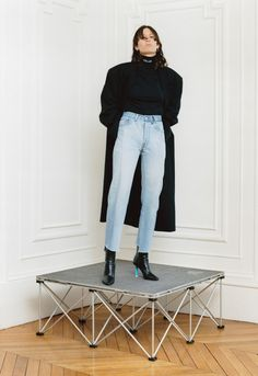 "In celebration of Style.com's newly re-launched website, the luxury e-commerce destination has partnered with Vetements to reproduce the brand's iconic debut collection from FW14. The 36-piece collection will include pieces from the debut launch that since have become collector's items, such as Vetements' step-hem jeans, oversized leather jackets and hooded sweatshirts. ""I couldn't be more excited about …"