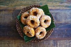 Seasaltwithfood: How To Make Kuih Keria (Sweet Potato Doughnuts)