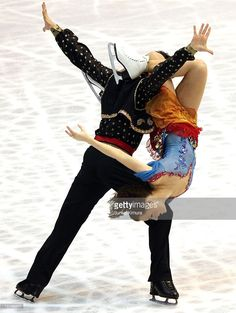 Tessa Virtue and Scott Moir of Canada compete in the Ice Dancing Original Dance of the ISU Grand Prix of Figure Skating NHK Trophy at Sendai City Gymnasium on November 2007 in Sendai, Japan. The event takes place from November 29 to December Roller Skating, Ice Skating, Figure Skating, Virtue And Moir, Tessa Virtue Scott Moir, Sendai, Grand Prix, Figure Ice Skates, Tessa And Scott