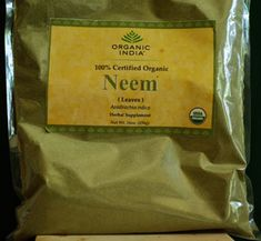 Make this herb into a tea and spray it on the problem areas of your garden that are infested with bugs and watch them disappear, never to return! I use diluted Neem oil also, keeps the plants pest free with no chemicals involved. Garden Bugs, Garden Pests, Organic Gardening, Gardening Tips, Neem Powder, Azadirachta Indica, Landscape Curbing, Neem Oil, Summer Garden