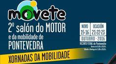 Salón da Mobilidade e do Motor 2016 en Pontevedra. Ocio en Galicia | Ocio en Pontevedra. Agenda actividades: cine, conciertos, espectaculos