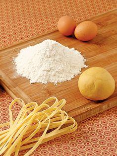 #DIY Artisanal Pasta Following A Recipe, Artisan, Pasta, Vegetables, Cooking, Breakfast, Recipes, Diy, Food