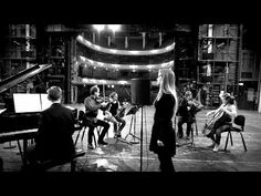 """Anna von Hausswolff sings """"How many more of these?"""" by Mikael Karlsson"""