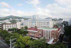 전남대학교병원 전경